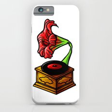 amaryllis gramophone Slim Case iPhone 6s