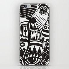 pico e gallo iPhone Skin