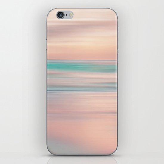 SUNRISE TONES iPhone & iPod Skin