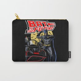 Bat To The Future Carry-All Pouch