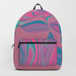 Candy marble chewing gum fantasy Backpack