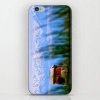 dallas iPhone & iPod Skins featuring Dallas Road by Tosha Lobsinger is my Photographer