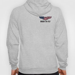 Born to Fly Hoody
