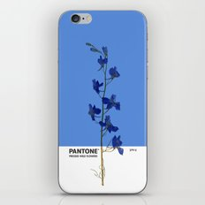 Pantone 279 U iPhone & iPod Skin