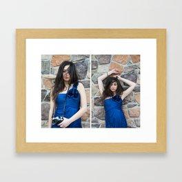 Jade # 2 Framed Art Print