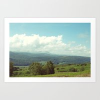 Lake District - Nydoa Photography Art Print