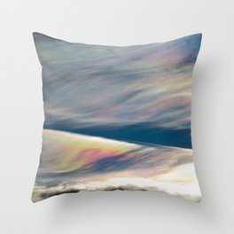 Magic Clouds Throw Pillow
