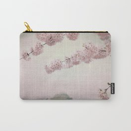 Washington DC Cherry Blossoms Carry-All Pouch