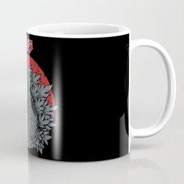 Gojira Kaiju Alpha Coffee Mug