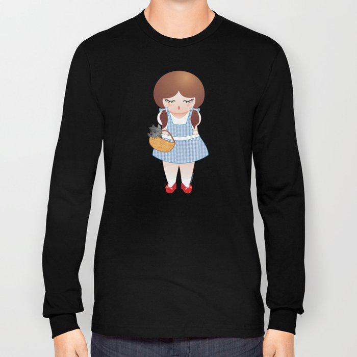 Dorothy doll Long Sleeve T-shirt