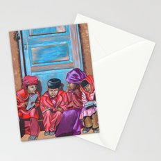 Muslim Children Stationery Cards
