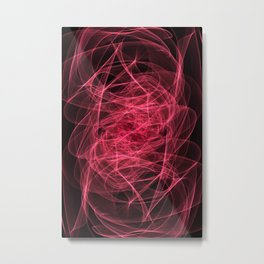 A study in pink 7 Metal Print