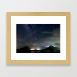 Sons of Stardust Framed Art Print