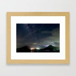 Sons of Stardust Framed Art Print