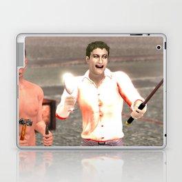 SquaRed: Smile Laptop & iPad Skin