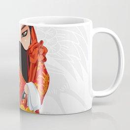 Beijing Opera Character FuXing Coffee Mug