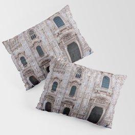 Milano in Pink Pillow Sham