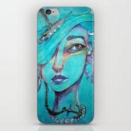Pearl's Water Ways iPhone Skin
