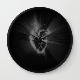 heart light II Wall Clock