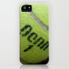 Anyone for tennis? iPhone (5, 5s) Slim Case
