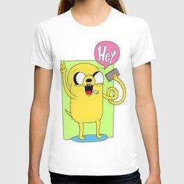 Jake - Hey T-shirt