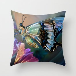 Surreal Beauty Throw Pillow