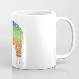 THE ELEGANT (RAINBOW) Coffee Mug