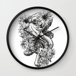 temporary design  octopus Wall Clock