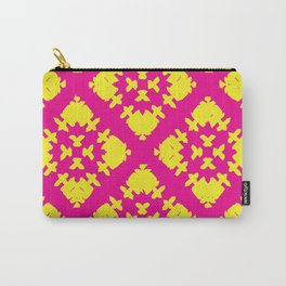 Pollen on Pink Carry-All Pouch