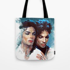 Two legends Tote Bag
