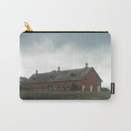 Storm_Across_The_Highway Carry-All Pouch