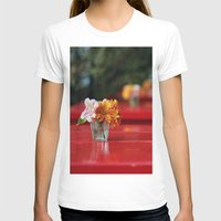aperture T-shirts featuring The red table by Nina's clicks