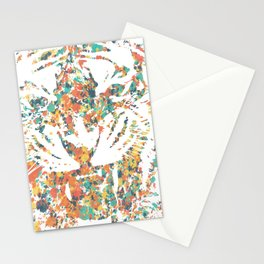Digital Tall Grass Stationery Cards