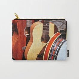 Strings Attached Carry-All Pouch