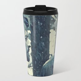 Angel & Hunter Travel Mug