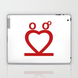 Two Love Laptop & iPad Skin
