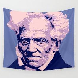 Arthur Schopenhauer Wall Tapestry