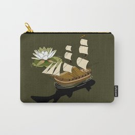 The Wandering dutch. Carry-All Pouch