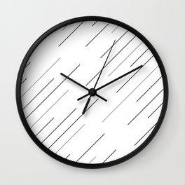 Clear start Wall Clock