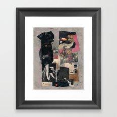 discorama Framed Art Print