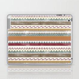AZTEC STRIPES Laptop & iPad Skin