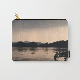 PERSPECTIVE // Sunset over West Lake, Hangzhou Carry-All Pouch