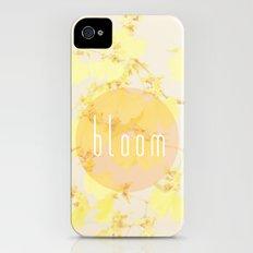 Bloom iPhone (4, 4s) Slim Case