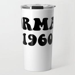 Eric Forman 1960 Travel Mug