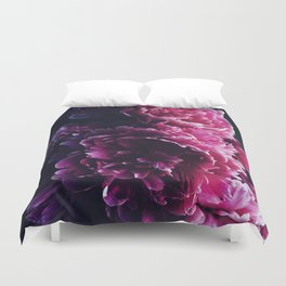 Peony Passion 3 Duvet Cover