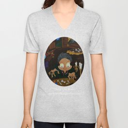 These Old Bones Unisex V-Neck