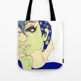 all this time away, you're still on my mind Tote Bag