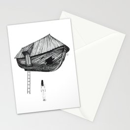 Break-In Stationery Cards