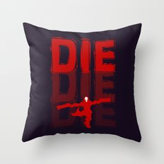 Reaper Ultimate Throw Pillow