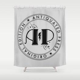 AP Chop light Shower Curtain